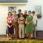 Ankenbauer family - 1981
