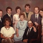 Ankenbauer family - May 1985