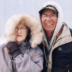 Patricia and Wayne 2001