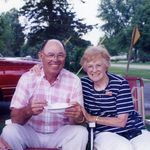 Wayne and Patricia