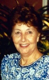 Helga S. Ripperger obituary photo