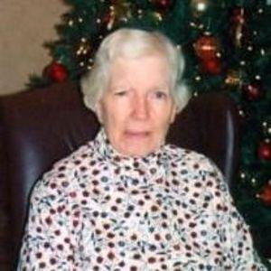 Margaret May Fraser