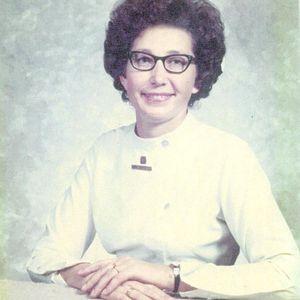 Effie Marie McGuinn Earwood Obituary Photo