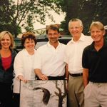 Bill with Jolynne, Kirk, Terri, and Don