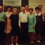 Bill's in-laws, the Fleser family