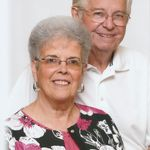 Bill and Peggy in 2011