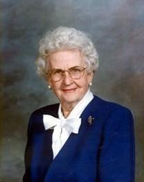 Mary Elizabeth Bennett obituary photo