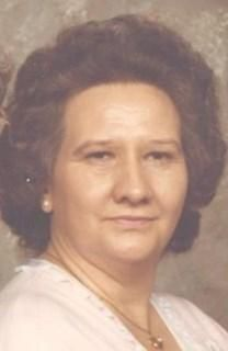 Wanda Juanita Hobbs obituary photo