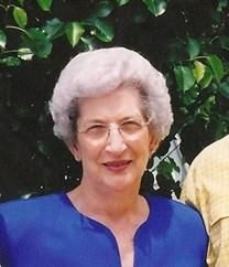 Dorothy Jean Ladner obituary photo