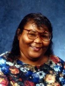 Gloria Jean Patterson obituary photo
