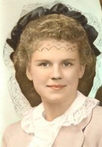 Irene Radvany Smith obituary photo