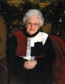Gladys Rose Oraw obituary photo