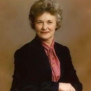 Mrs Ruth Pohle Obituary Photo