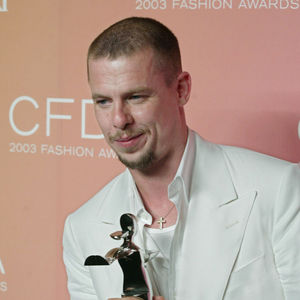 Alexander McQueen Obituary Photo
