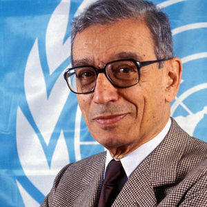Boutros Boutros-Ghali Obituary Photo