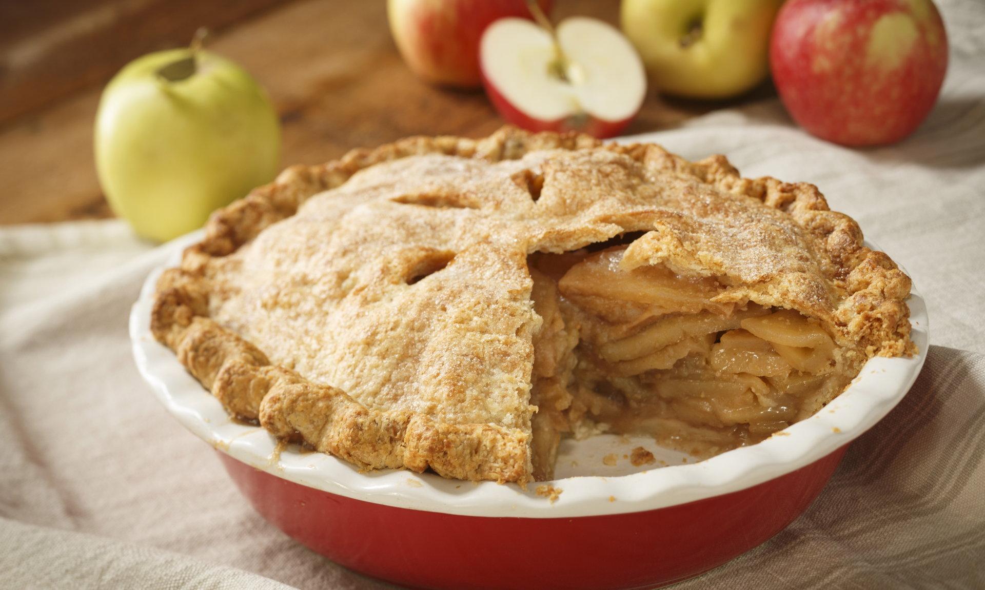 Пирог шарлотка с яблоками рецепт на кефире рецепт
