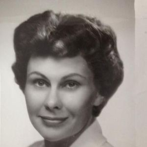Anne Wendling MacAllister Obituary Photo