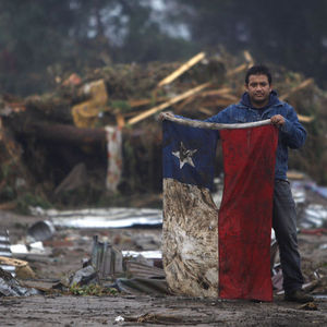 Chile Quake Victims