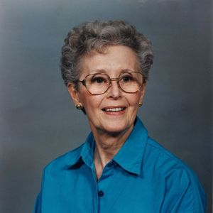 Evelyn M.  Roberts