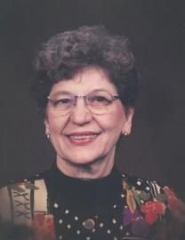 Margaret Parks obituary photo