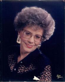 Willie Faye Landis