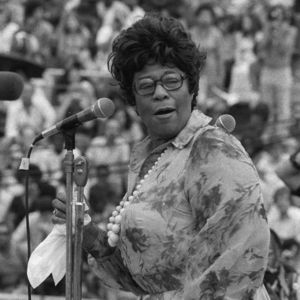 Ella Fitzgerald Obituary Photo