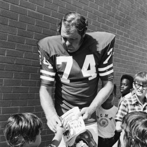 Merlin Olsen Obituary Photo