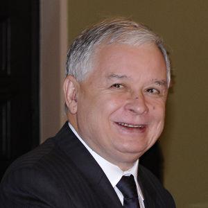 Lech Kaczynski Obituary Photo