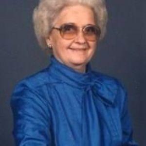 Cora Earlene Wiles