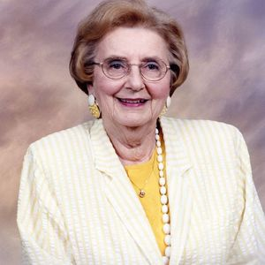 Betty Margaret (Kocher) Peters