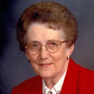 Frances J.  Housen Obituary Photo