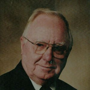 "Mr. Lloyd ""Red"" Speulda Obituary Photo"