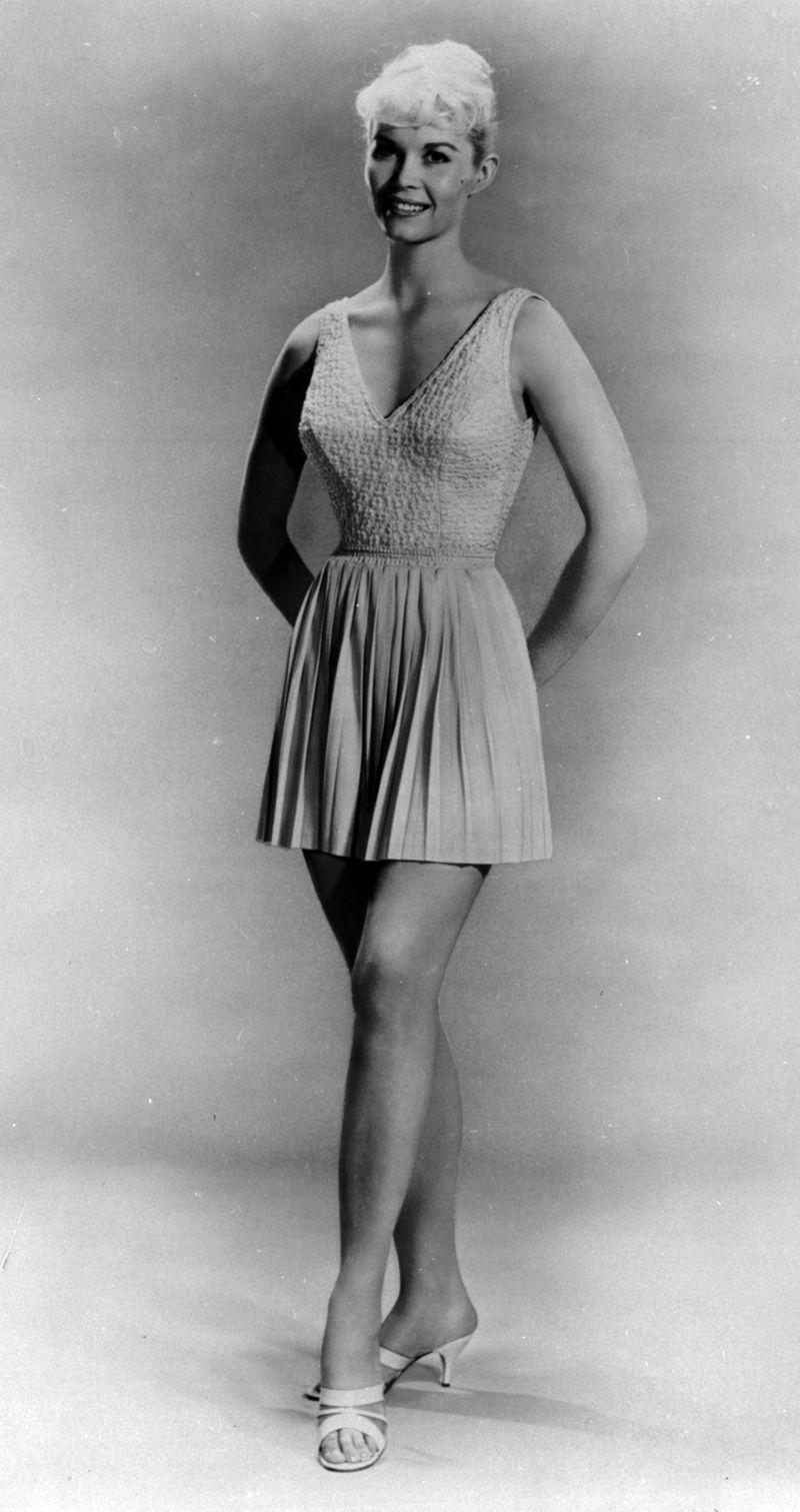 Dorothy Provine actress