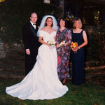 The family at Laura's wedding on Oct. 24th, 1998