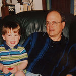 William and Grandpa