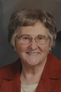Doris M. Weaver obituary photo