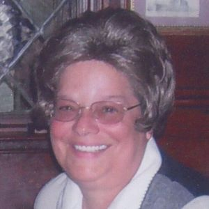 "Gertrude E. ""Trudy"" (Gay) Robertson Obituary Photo"