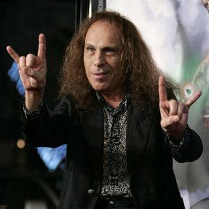 Ronnie James Dio Obituary Photo