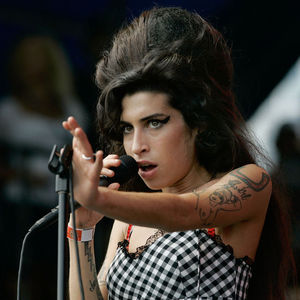 Amy Winehouse Obituary Photo