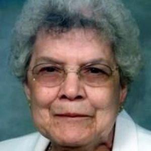 Mary Frances Martin Cox
