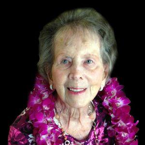"Virginia  ""Dinny"" Baughard Obituary Photo"