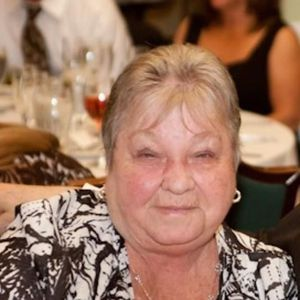Christine Purvis Obituary Photo