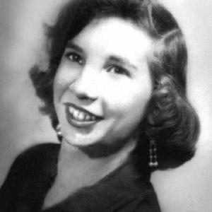 Patsy Ann Spradling