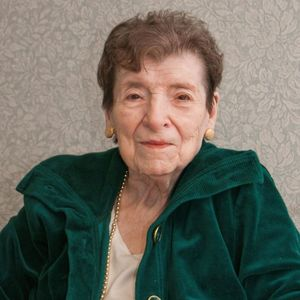 Shirley Cain Peterson