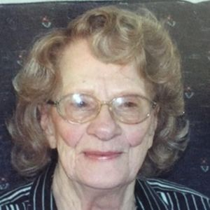 "Thelma A. ""Ginger"" (Fraize) Holmes Obituary Photo"