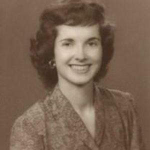 Doris Elizabeth Meek
