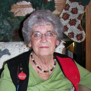 Shirley Mable King Clark Obituary Photo