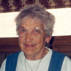 "Mildred L. ""Millie"" Pierson Obituary Photo"