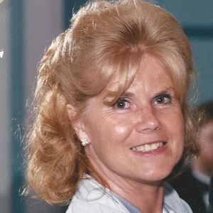 "Virginia D. ""Ginger"" (Warila) Sluyski Obituary Photo"