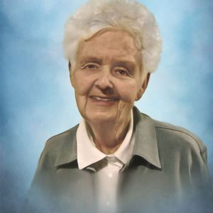 Sr. Joan Marie Rigney, S.H.C.J. Obituary Photo